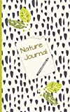 Nature Journal: Explore and Forage, hand drawn Kids