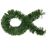 50-Foot-Garland-for-Christmas-Decorations-Non-Lit-Soft-Green-Holiday-Decor-for-Outdoor-or-Indoor-Use-Premium-Quality-Home-Garden-Artificial-Greenery-or-Wedding-Party-Decorations-Pack-of-1