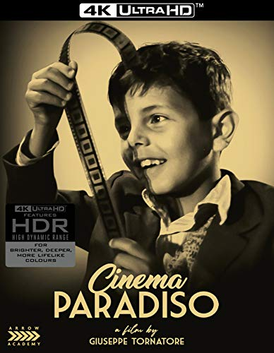 Cinema Paradiso [4K Ultra HD / UHD] [Blu-ray]