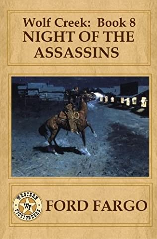 book cover of Night of the Assassins