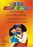 The Big Comfy Couch All Aboard For Bed Vhs Ramona Gilmour Darling Bob Stutt