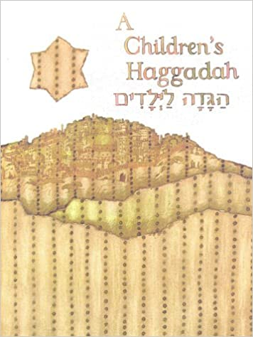 Book A Children's Haggadah