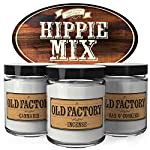 Old Factory 3-Pack Candles - OFC Classics