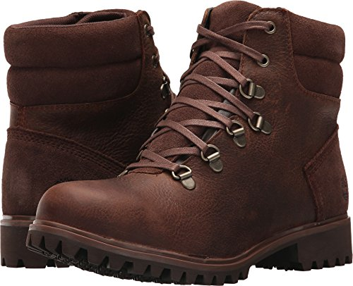 Timberland Wheelwright Waterproof Hiking Boot - Women's Medium Brown Full Grain, 7.5 by Timberland