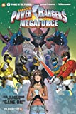Power Rangers Megaforce #3: Panic in the Parade (Power Rangers Super Samurai Graphic Novels) by Stefan Petrucha (27-Aug-2013) Paperback