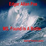 MS. Found in a Bottle | Edgar Allan Poe