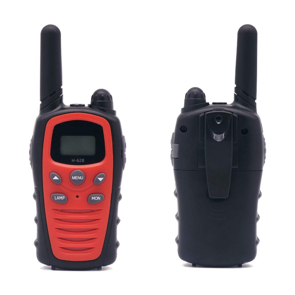 Banbu Toys for 3-12 Year Old Boys, Teen Girl Gifts, Walkie Talkies for Kids Teen Boy Gifts Birthday,Red
