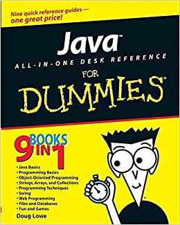 Java All-In-One Desk Reference For Dummies (For Dummies (Computers)) Free Download