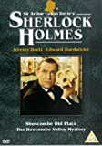 Sherlock Holmes: Shoscombe Old Place / The Boscombe Valley Mystery [DVD]