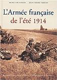 Image de l'armee francaise de l'ete 1914
