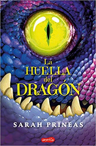 La Huella Del Dragón (HARPERKIDS): Amazon.es: Prineas, Sarah, Homedes  Beutnagel, Jofre: Libros
