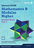 img - for GCSE Mathematics Edexcel 2010: Spec B Higher Unit 1 Student Book (GCSE Maths Edexcel 2010) by Kevin Tanner (2010-02-16) book / textbook / text book