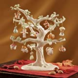 Autumn Delights 12-piece Ornament Set by Lenox