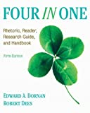 img - for Four In One: Rhetoric, Reader, Research Guide, and Handbook (5th Edition) book / textbook / text book