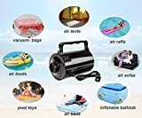 Electric Air Pump for Inflatable Pool Toys - High