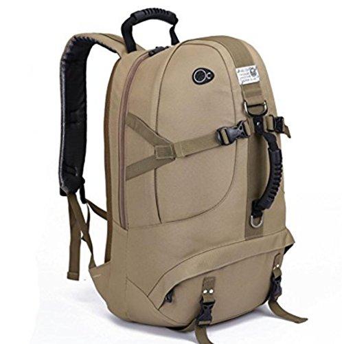 40LBackpack al aire libre mochila bolsa de viaje bolsa de senderismo (3 colores) , 1 1