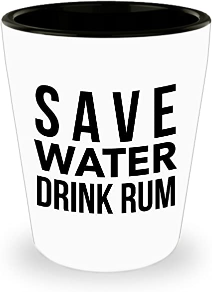 Juego de copas de Rum – Gafas de ron frío – Lindo vaso de ...