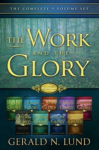 The Work and the Glory: Volumes 1-9 - Series Glory