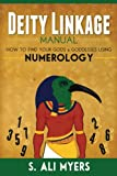 img - for Deity Linkage Manual: How to Find Your Gods & Goddesses Using Numerology book / textbook / text book