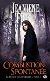Le Prince des Tenebres , T3 : Combustion Spontanee (French Edition)