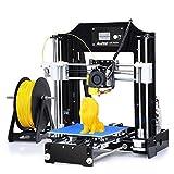 ALUNAR 3D Printer Prusa I3 Kit Self Assembly DIY Desktop FDM 3D Printing