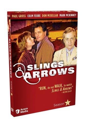Slings & Arrows - Season 2 by GROSS,PAUL