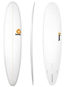 Tabla de Surf Torq epoxy Tet 8.6Longboard Pinline onda Jinete Surf Malibu