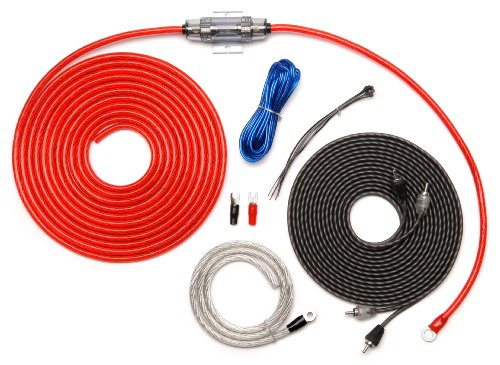 8 Awg Amplifier Kit - 9