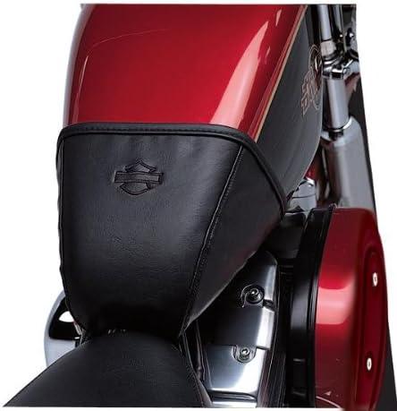 Funda de Cuero Anti-arañazos para depósito de carburante de Harley ...
