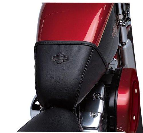 GZM Proteggi Cover Cuoio Pelle Antigraffio Serbatoio Benzina Carburante H-D Harley Davidson Sportster 883 1200 Originale XL Iron Nightster Seventy Two Forty Eight 48 72 883 Roadster