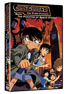 Case Closed Movie 6: The Phantom of Baker Street