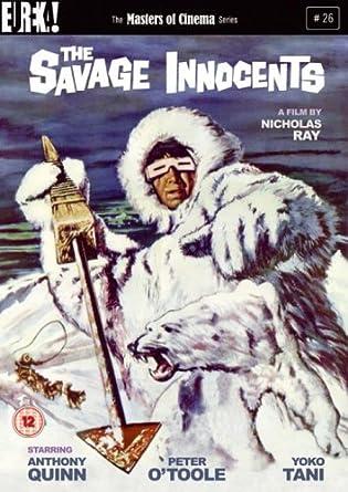 the savage innocents dvd
