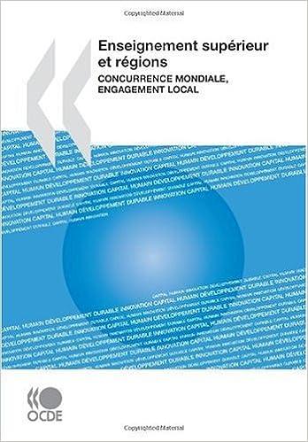 Enseignement supérieur et régions : Concurrence mondiale ...