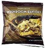 Trader Joe's Mushroom Ravioli with Mushroom Truffle Sauce (6 Pack)