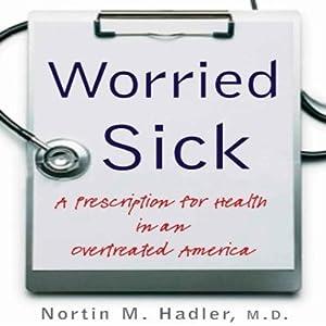 Worried Sick Audiobook