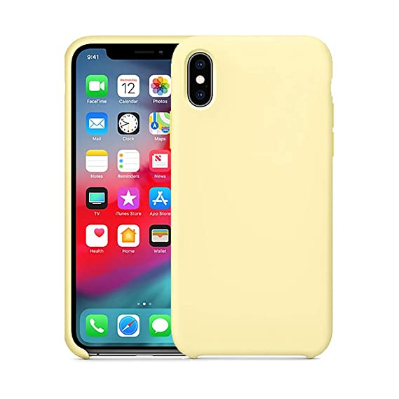 sports shoes 2ace9 4a566 Amazon.com: ANERNAI Compatible Apple iPhone X iPhone 10 Case, Liquid ...