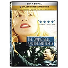 The Diving Bell and the Butterfly [DVD + Digital] (2015)