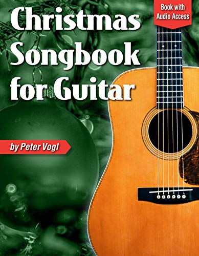 - Christmas Songbook for Guitar: Book with Online Audio Access
