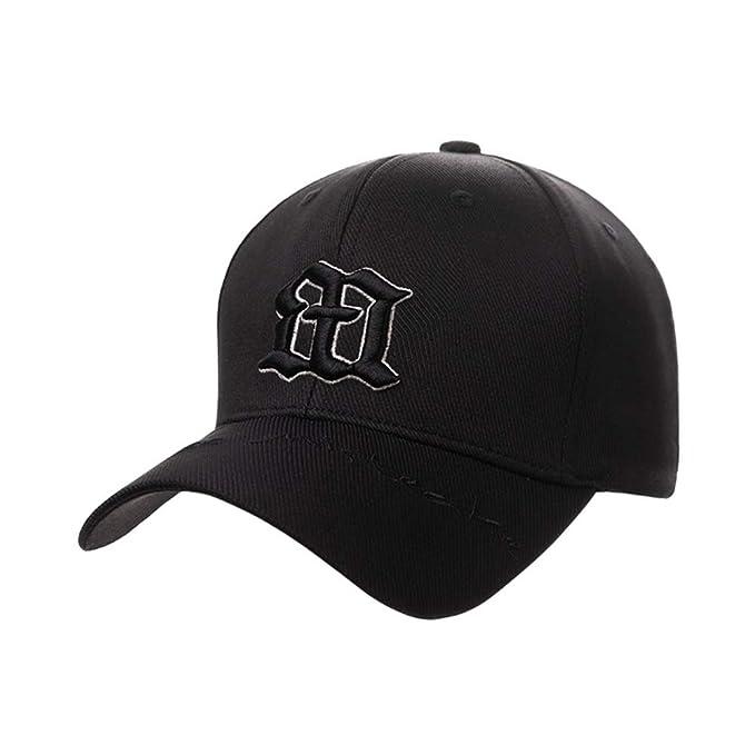 LDDENDP Gorra de béisbol estilo polo clásico Algodón ajustable ...