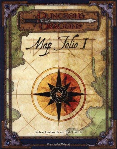 Map Folio One (Dungeons & Dragons) pdf epub