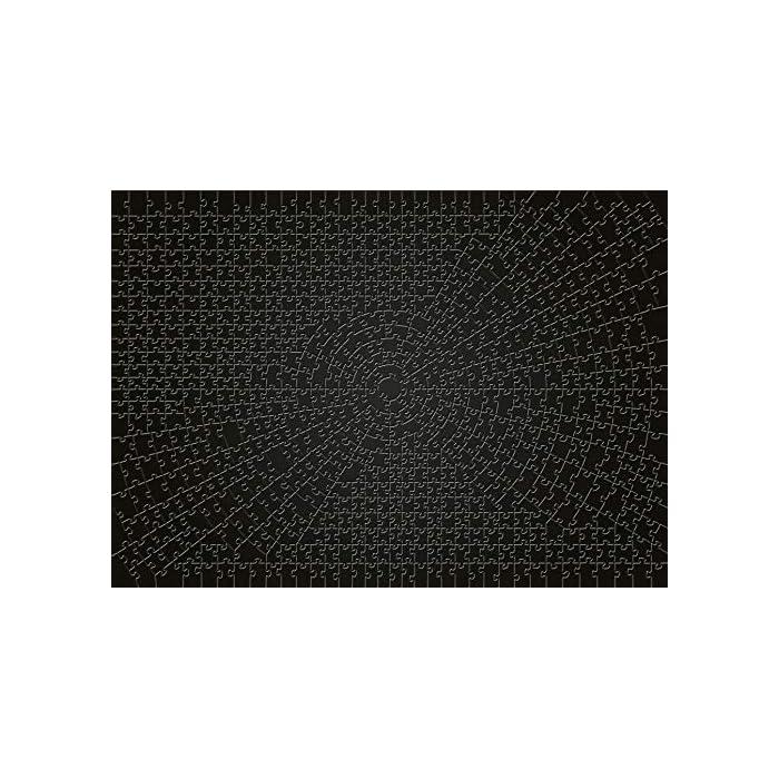 51QRaMWJATL Ravensburger puzzle para adultos de la linea krypt Puzzle monocromáticos para todos los fanáticos de los puzzles El desafio no radica en el motivo impreso, sino observar la forma muy particular de las diversas piezas y buscar su ajuste
