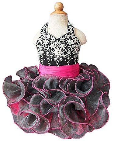 express black halter dress - 6