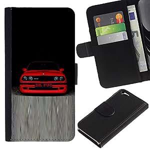 Stuss Case / Funda Carcasa PU de Cuero - M3 E30 B M W - Apple Iphone 6