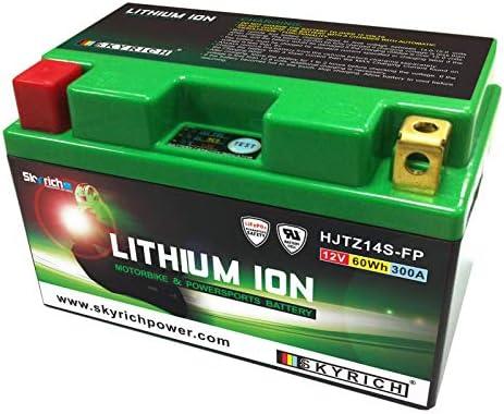 Batterie SKYRICH Lithium Ion LTZ14S sans entretien