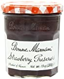 Bonne Maman Preserves, Strawberry, 13 Ounce (Pack of 4)