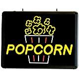 popcorn hanger - Benchmark USA 92001 LED Popcorn Sign