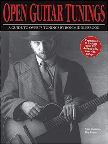 Open Guitar Tunings: 1: Amazon.es: Middlebrook, Ron, Hal ...