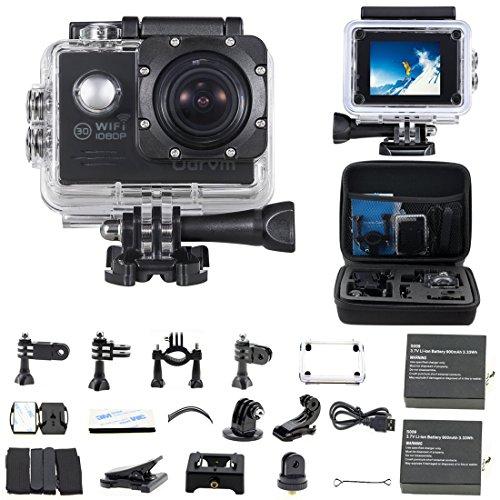 WiFi Unterwasserkamera Wasserdichte Action Kamera