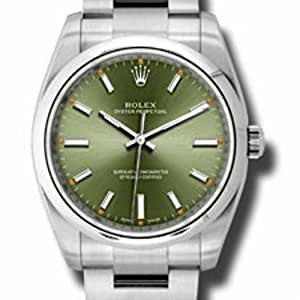 Rolex Oyster Perpetual automatic-self-wind womens Watch 114200 (Certified Pre-owned)