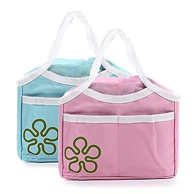 Outdoor Camping Picnic Bag Drawstring Picnic Lunch Bag(Color Random)